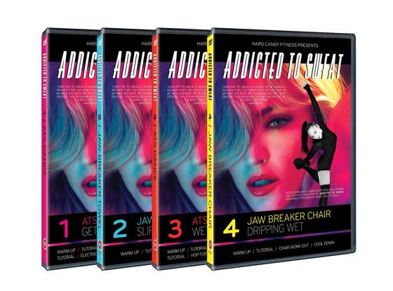 Madonna's Trainer DVD