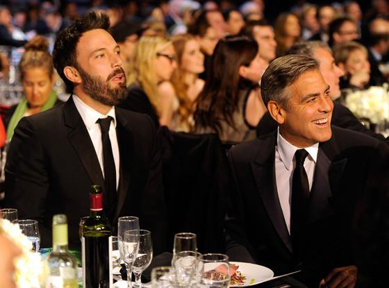 Ben Affleck, George Clooney