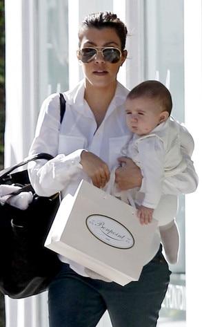 Kourtney Kardashian, Penelope