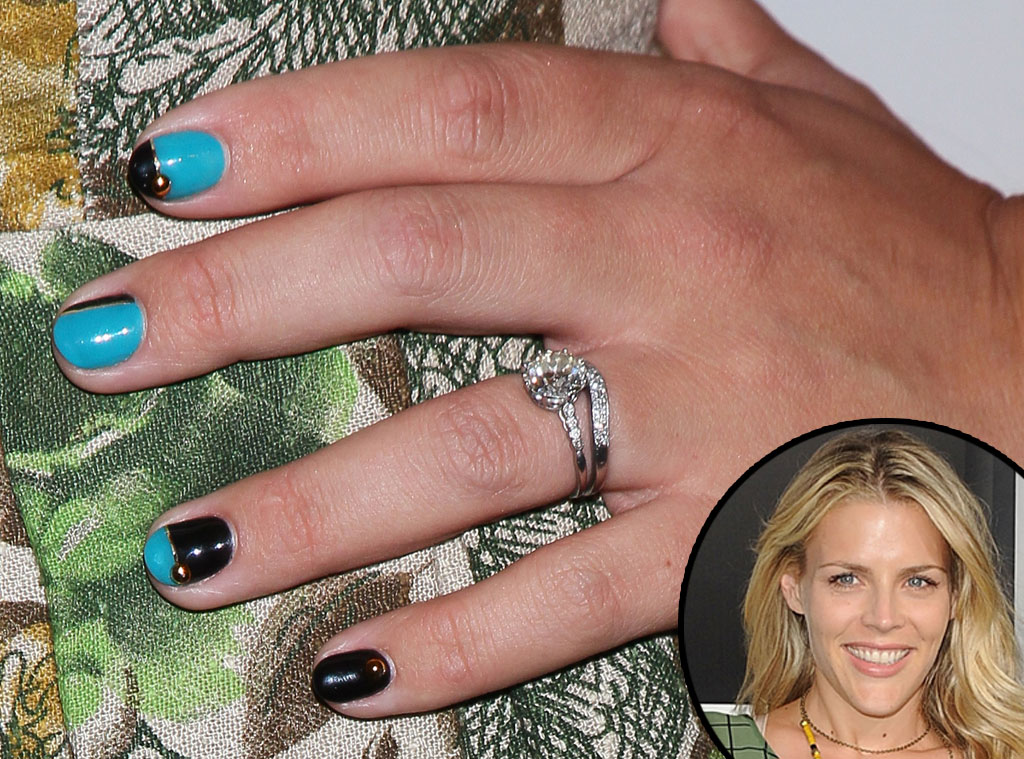 Nail Art, Busy Philipps