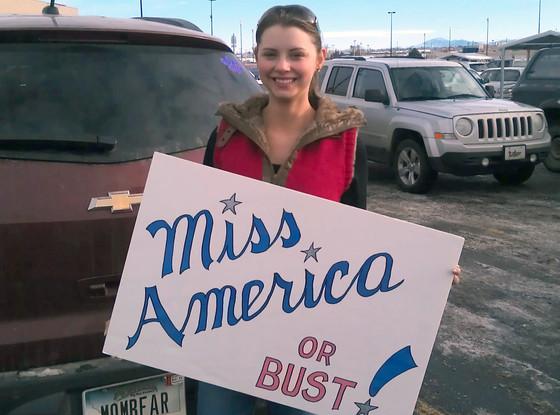 Alexis Wineman, Miss Montana