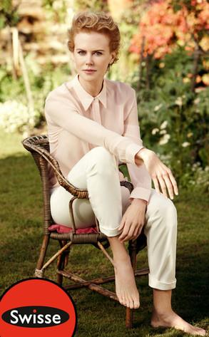 Nicole Kidman, Swisse