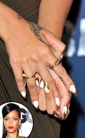 Nail Art, Rihanna