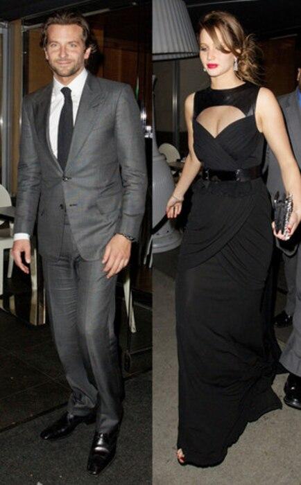 Bradley Cooper, Jennifer Lawrence