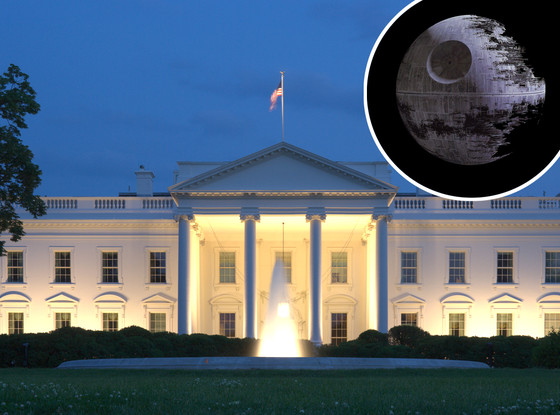 The White House, Death Star