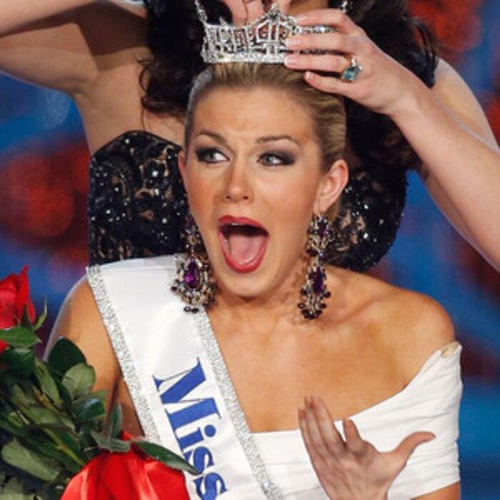 Miss New York Mallory Hagan, Miss America 2013