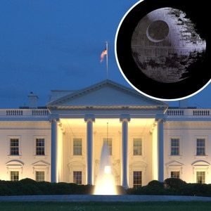 The White House, Death Star