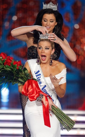Miss New York Mallory Hagan, Miss America 2013