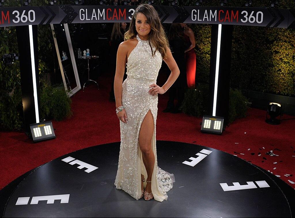 Lea Michele, Glam Clam 360