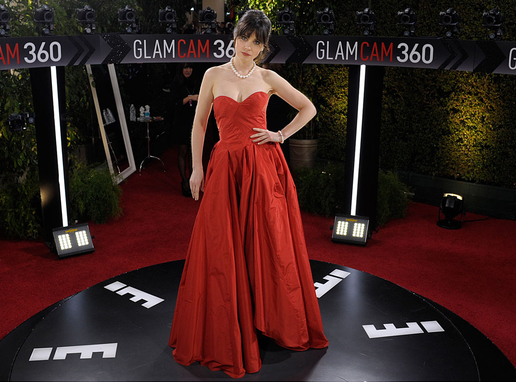 Zooey Deschanel, Glam Clam 360