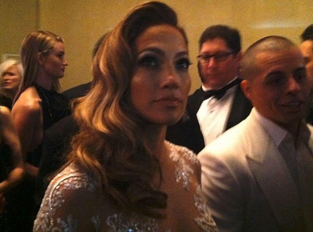 Golden Globe, Twit Pics