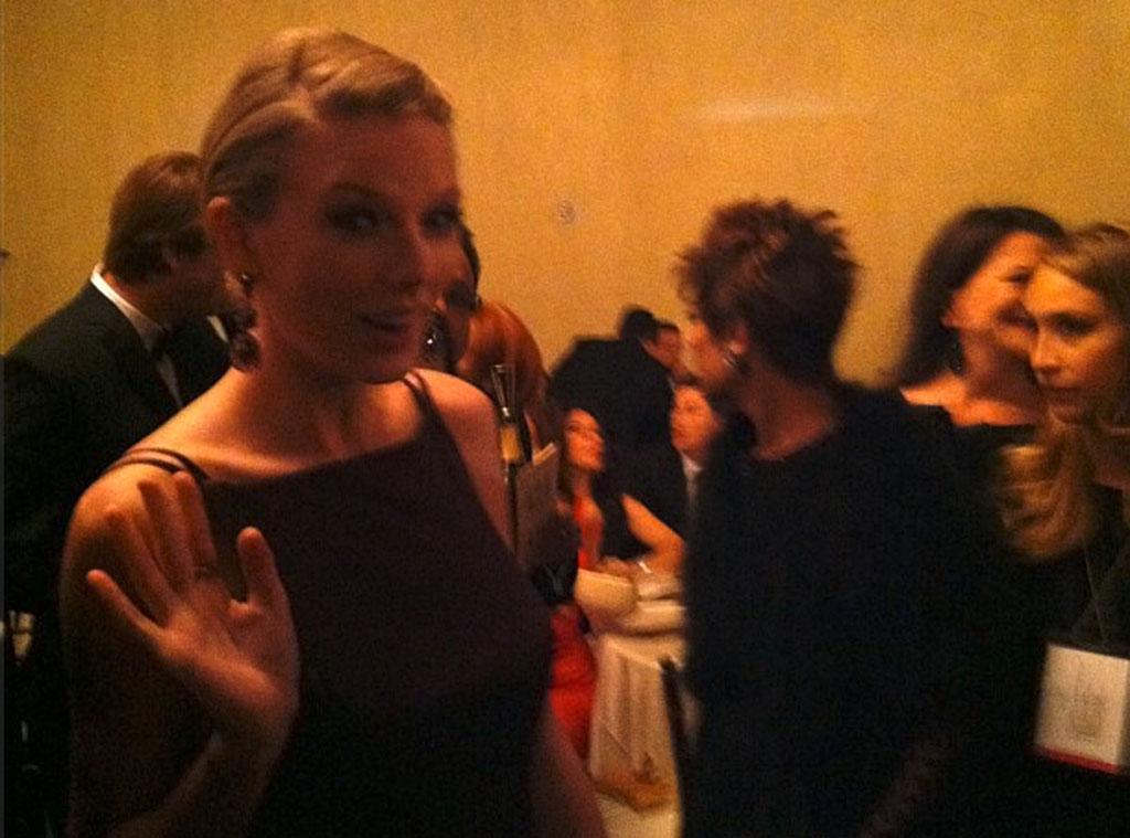 Golden Globes, Twit Pics