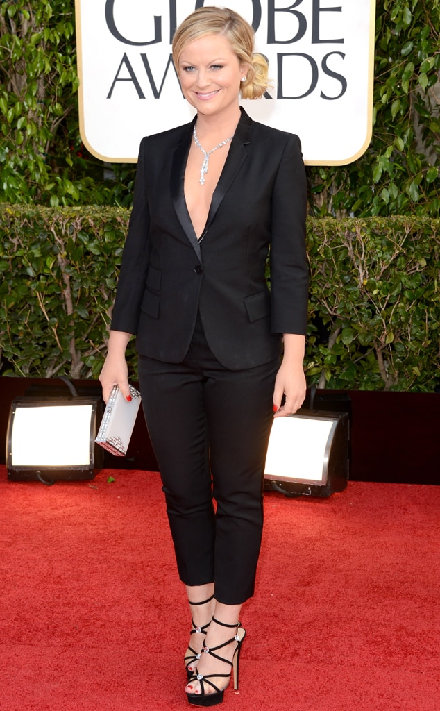 Amy Poehler, Golden Globes