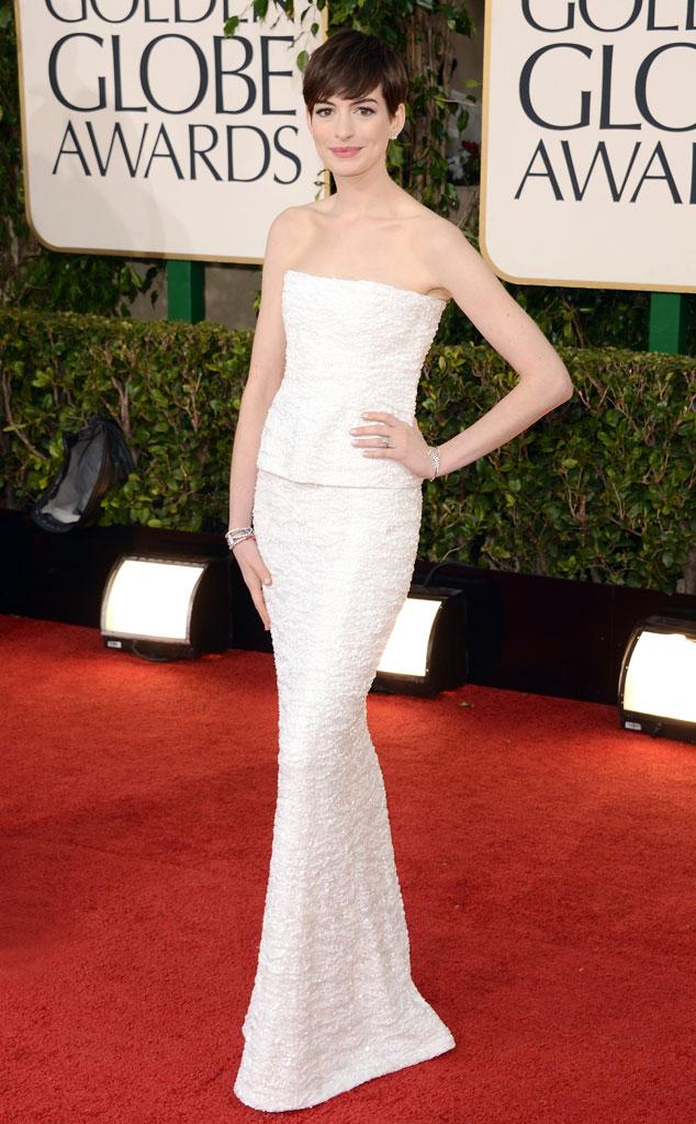 Anne Hathaway, Karl Lagerfeld