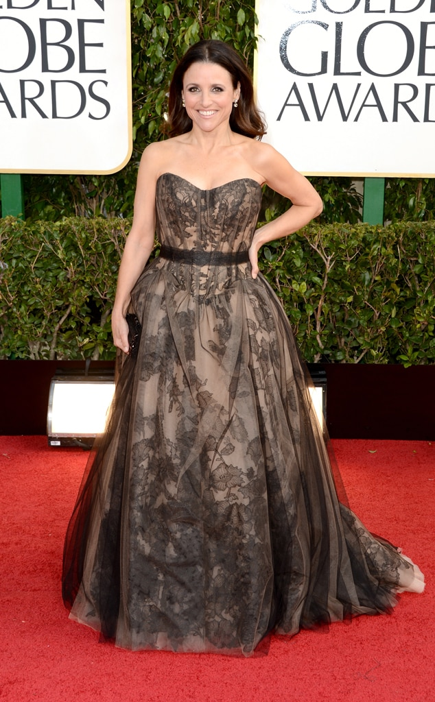 Julia Louis-Dreyfus, Golden Globes