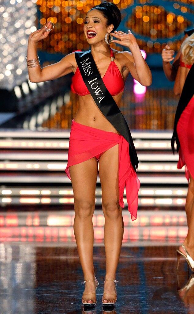 Miss Iowa, Miss America