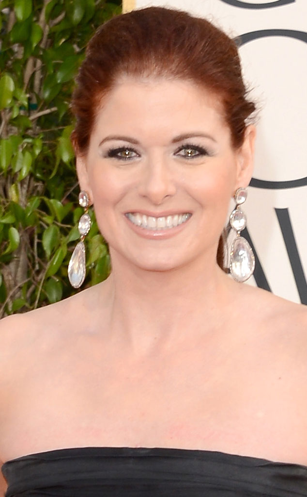 Debra Messing, Golden Globe