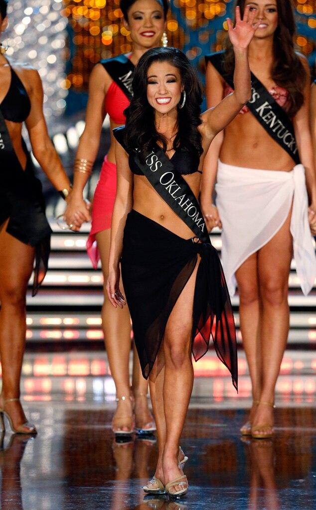 Miss Oklahoma, Miss America