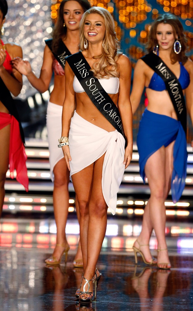 Miss South Carolina, Miss America