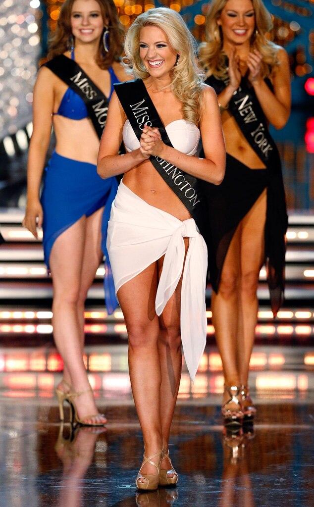 Miss Washington, Miss America