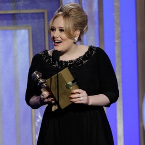 Adele, Golden Globes