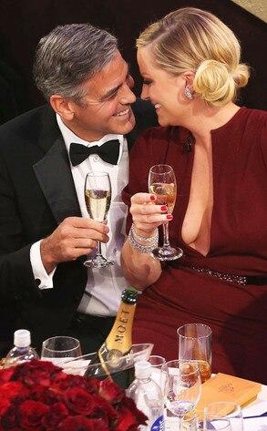 Amy Poehler, George Clooney