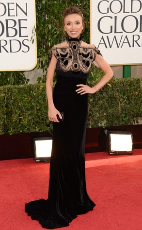 Giuliana Rancic, Golden Globes