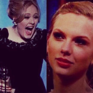 Adele, Taylor Swift