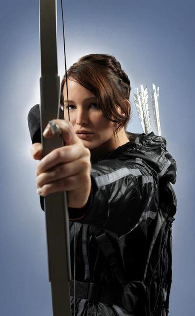 Jennifer Lawrence, The Hunger Games, Catching Fire