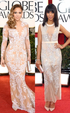 Jennifer Lopez, Kerry Washington