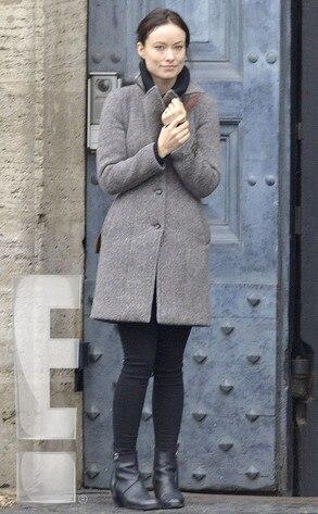 Olivia Wilde, Exclusive