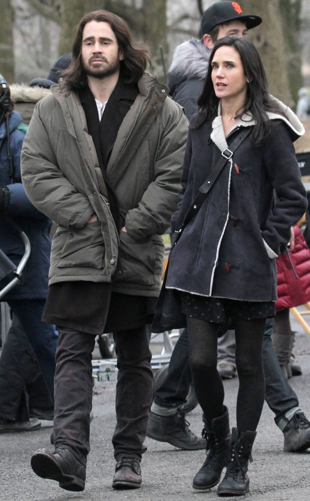 Jennifer Connelly, Colin Farrell