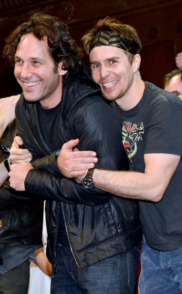 Paul Rudd, Sam Rockwell