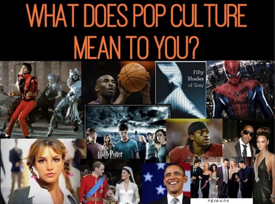 Pop Culture Study