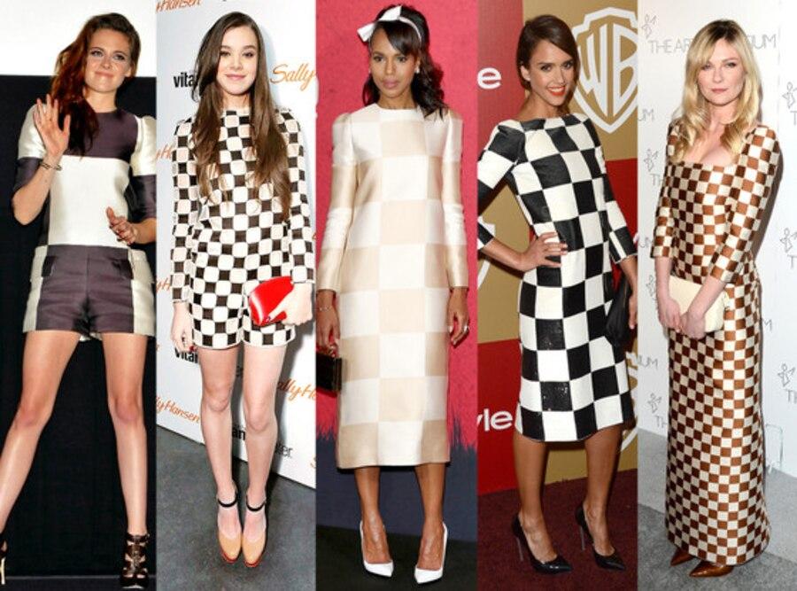 Kristen Stewart, Jessica Alba, Kerry Washington, Hailee Steinfeld, Kirsten Dunst,