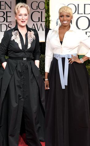 NeNe Leakes, Meryl Streep
