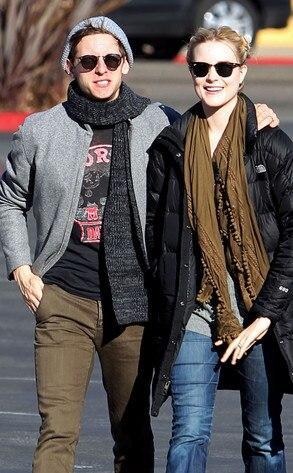 Evan Rachel Wood, Jamie Bell