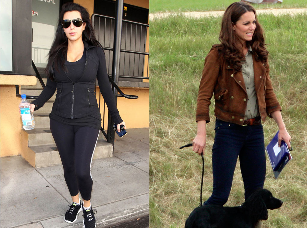 Kate Middleton, Catherine, Duchess of Cambridge, Kim Kardashian