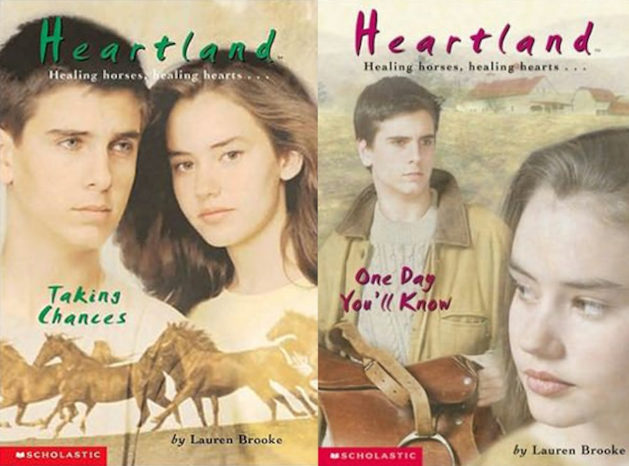 Scott Disick, Heartland cover