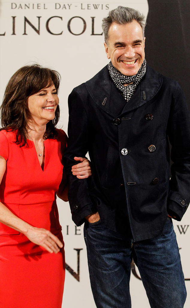 Daniel Day-Lewis, Sally Field