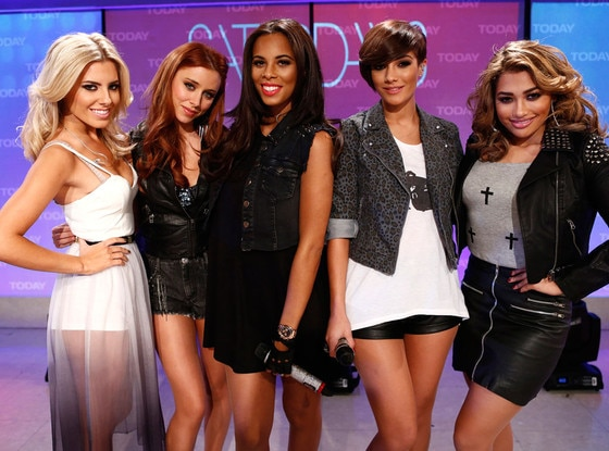 The Saturdays, The Today Show