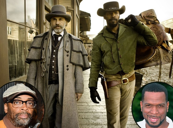 Django Unchained, Christoph Waltz, Jamie Foxx, Spike Lee, Luther Campbell