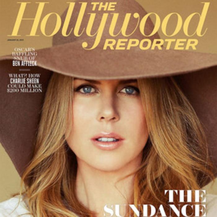 Nicole Kidman, The Hollywood Reporter