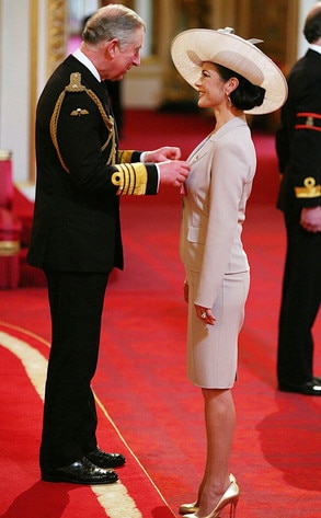 Prince Charles, Catherine Zeta Jones