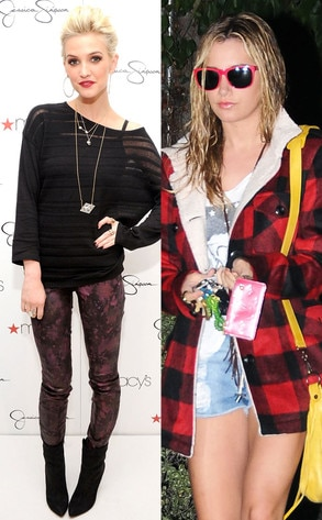 Ashlee Simpson, Ashley Tisdale