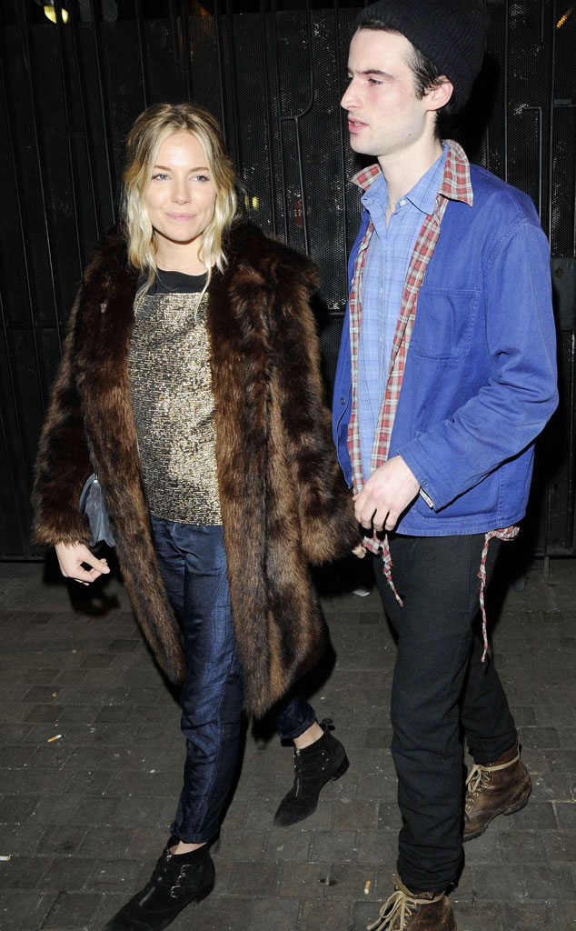 Sienna Miller, Tom Sturridge