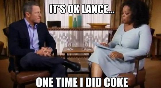 Oprah Armstrong Memes