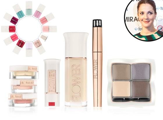 Drew Barrymore, Flower Beauty Products