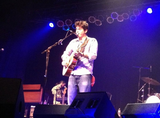 John Mayer, Twit Pic