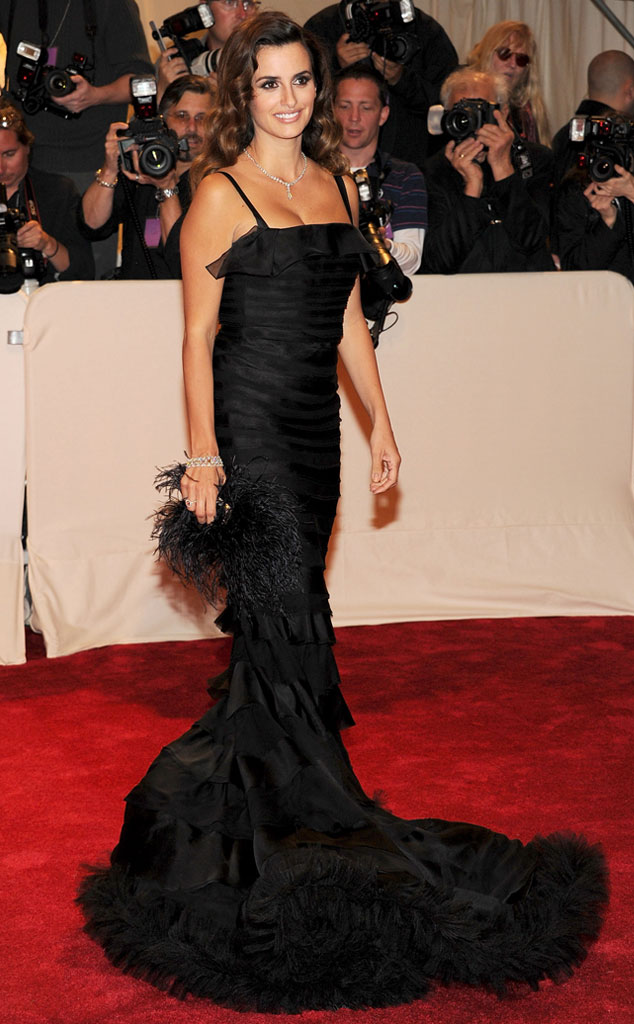 Penelope Cruz, Oscar de la Renta